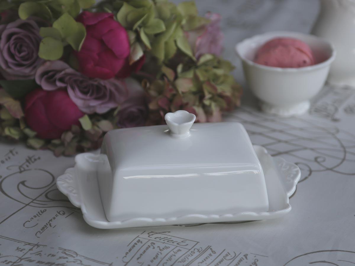 """Porcelánová máslenka """"Provence"""""""