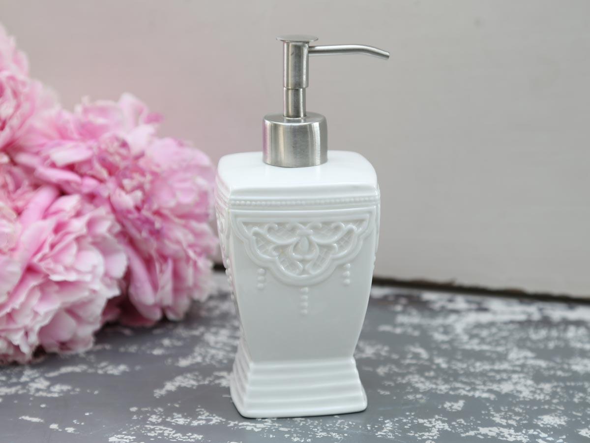 Dávkovač na mýdlo Pearl - menší