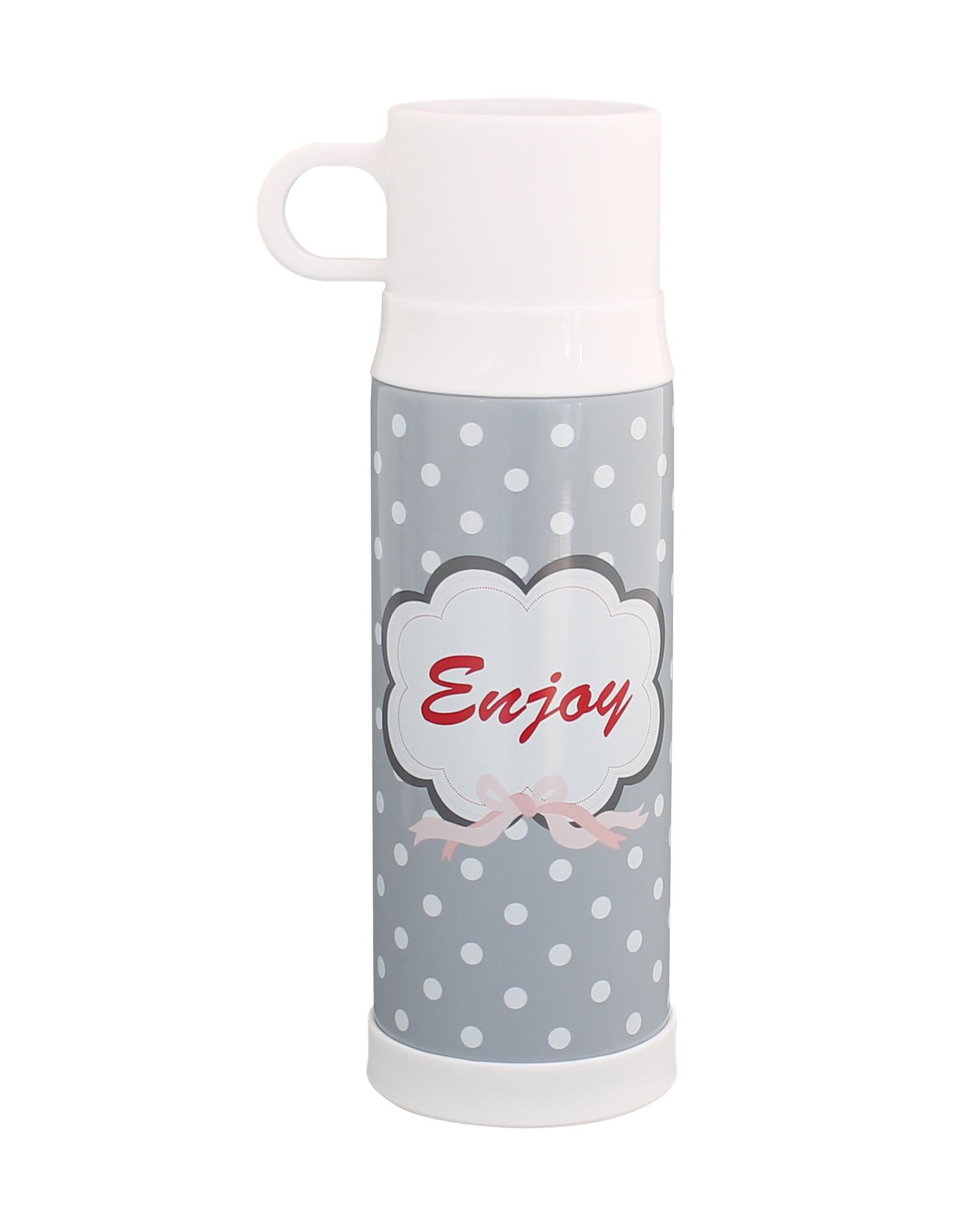 "Retro termoska ""Enjoy"" 600 ml"