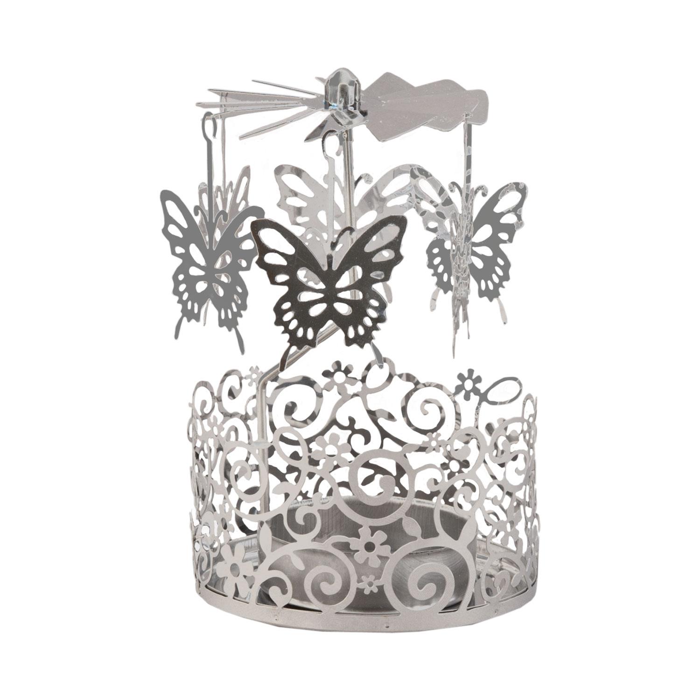 Stříbrné zvonění - motýlci