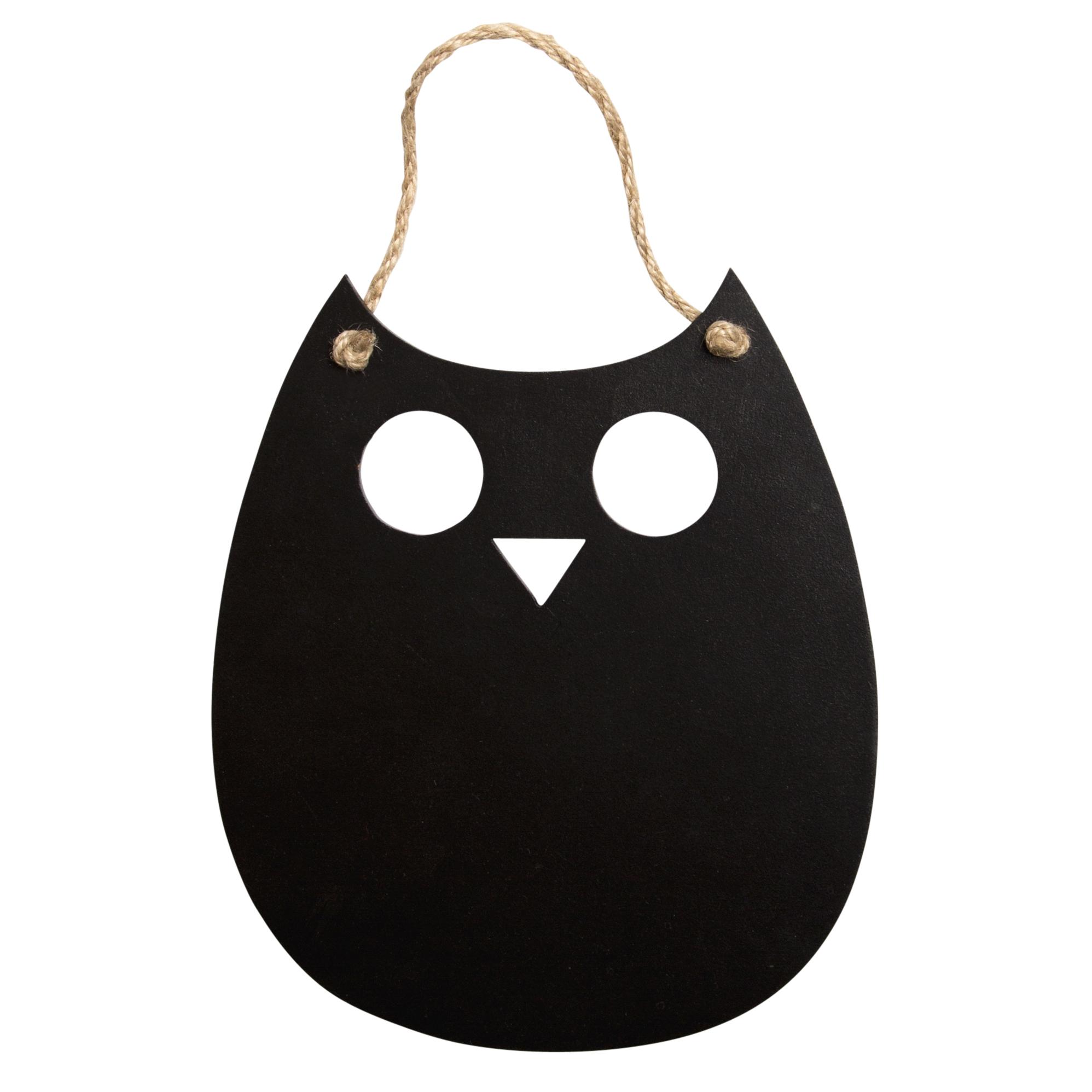 Tabule na křídu Owl