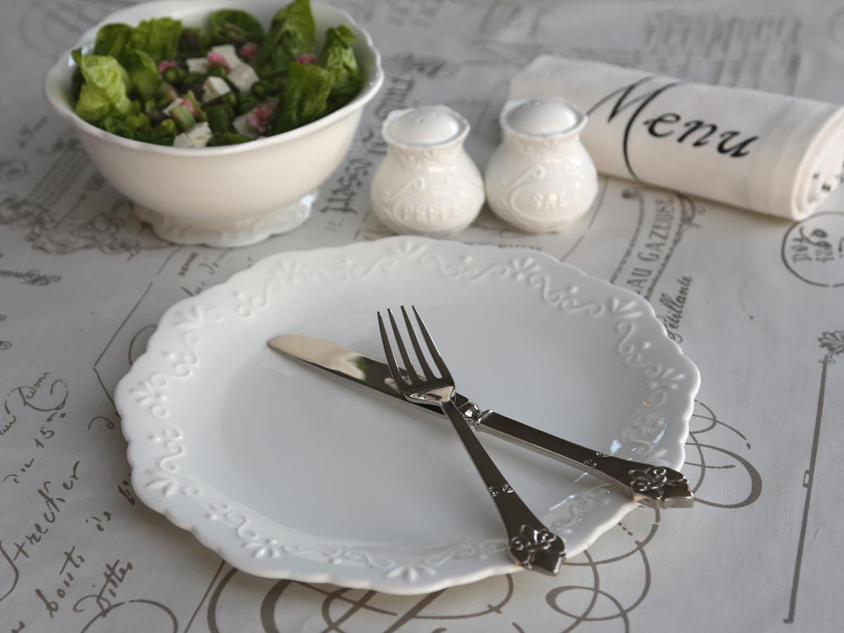 """Porcelánový talíř """"Provence"""" - mělký 27 cm"""