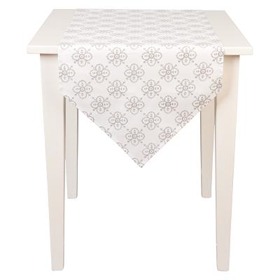 Bavlněný běhoun na stůl 160 x 50 cm