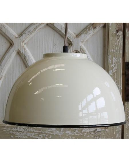 Závěsné kovové svítidlo 31 cm
