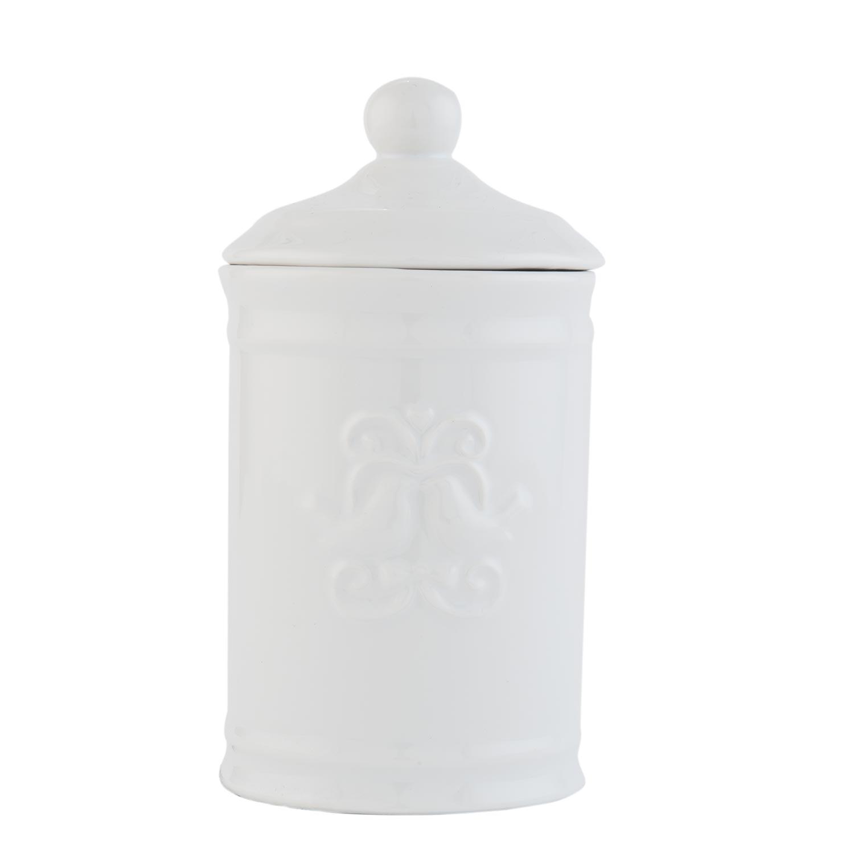 Keramický zásobník na odličovací tampony