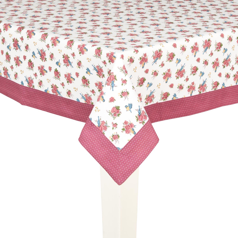 Bavlněný ubrus na stůl 100 x 100 cm