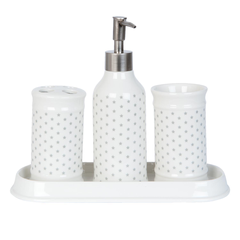 Luxusní koupelnový set - s hvězdičkami