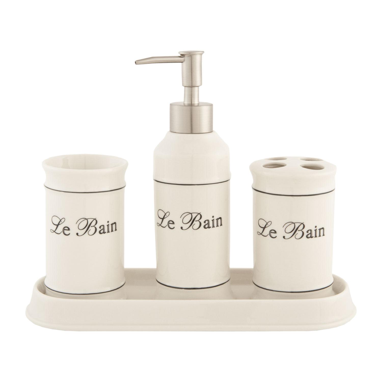 """Luxusní koupelnový set """"Le Bain"""""""