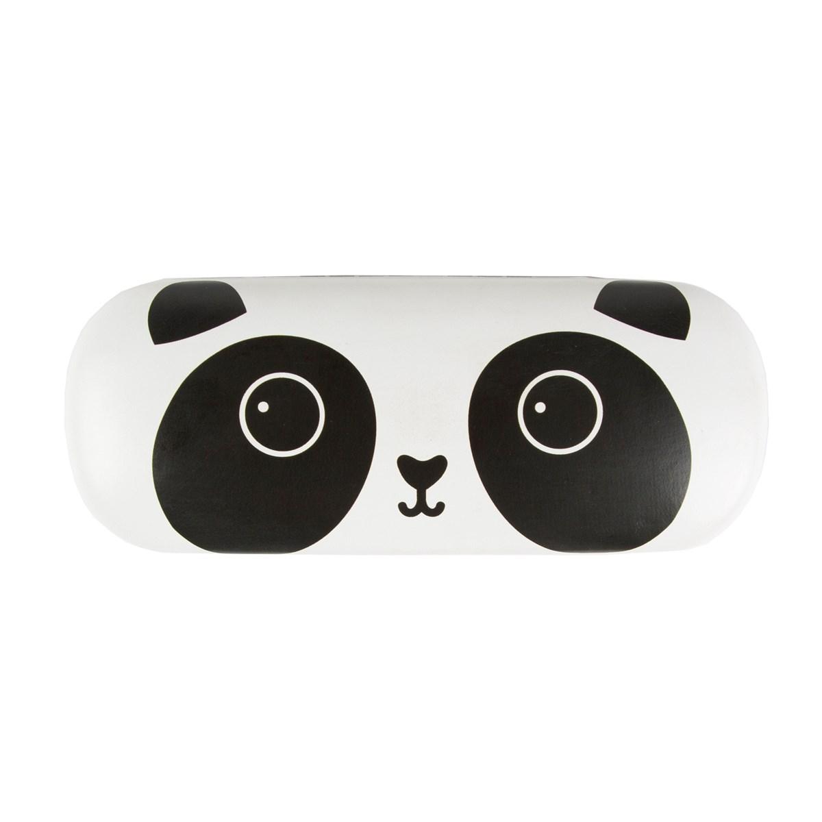 Pouzdro na brýle Panda